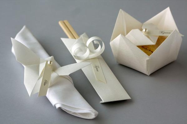 Bomboniere Matrimonio Origami.Tiziana Mancini Carta Origami E Design